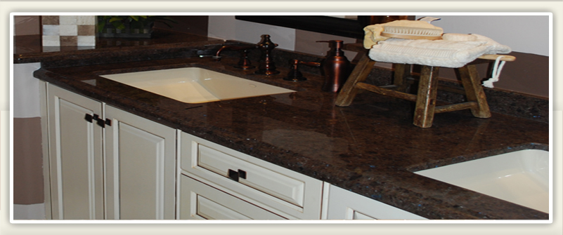 granite and marble countertops, floors, bathrooms and kitchens